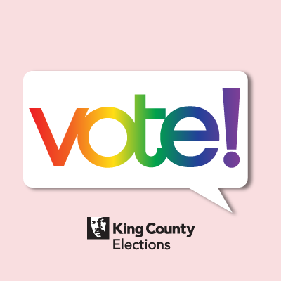 VOTE in the Primary Election!