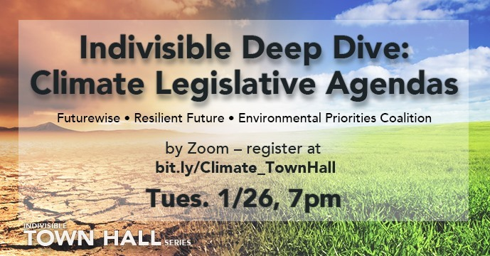 Indivisible Deep Dive-Climate Legislative Agenda